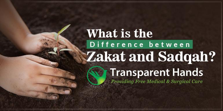 sadqah and zakat