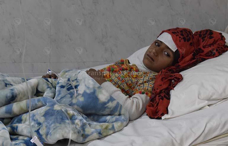 Zainab's final surgery was successful