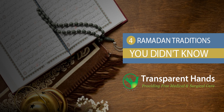 Ramadan Traditions