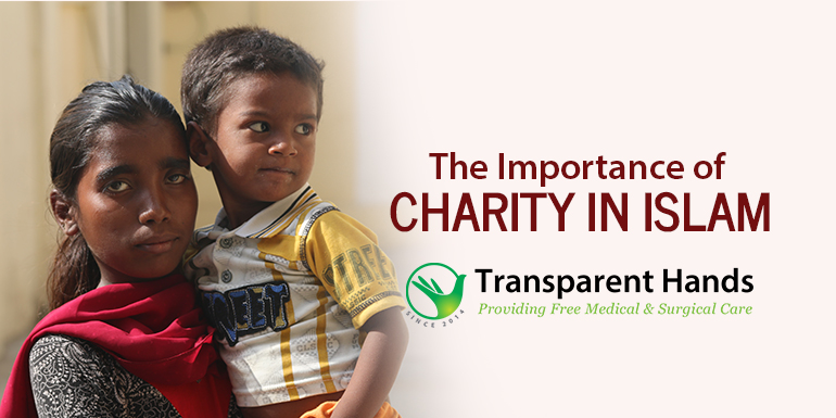 The Importance of Charity in Islam