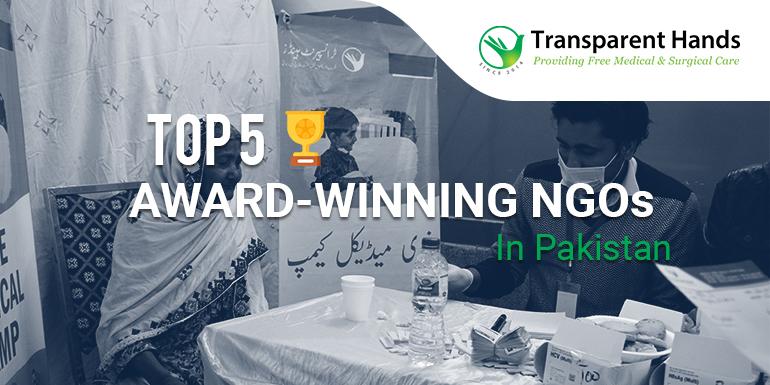 Award-Winning NGOs in Pakistan