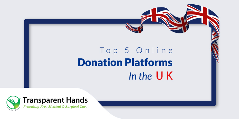 Top 5 Online Donation Platforms in the UK