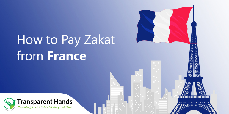 How to Pay Zakat From France
