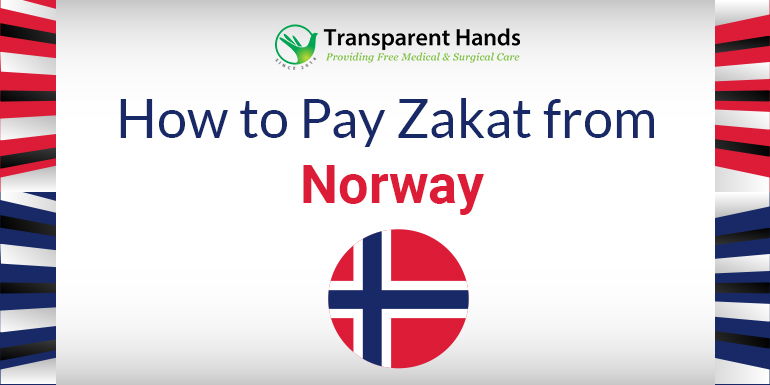 How to Pay Zakat From Norway
