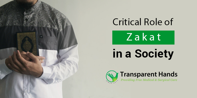 Critical Role of Zakat in a Society
