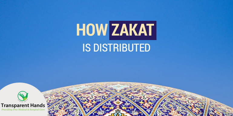 How Zakat Is Distributed