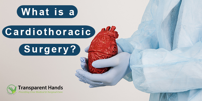 What is Cardiothoracic surgery?