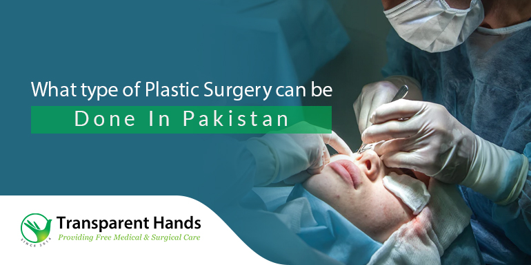 Plastic Surgery in Pakistan