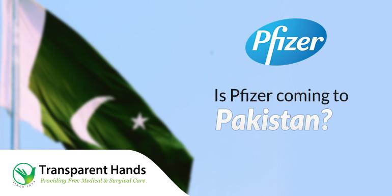 pfizer pakistan