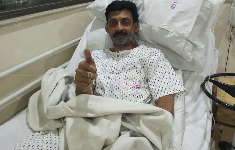 Hip Replacement Surgery of Muhammad Nadeem