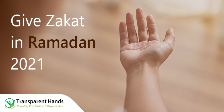 Give Zakat in Ramadan 2021
