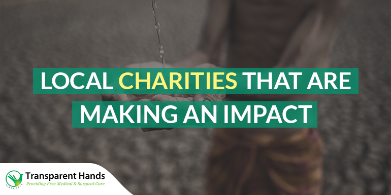 Local Charities That Are Making an Impact