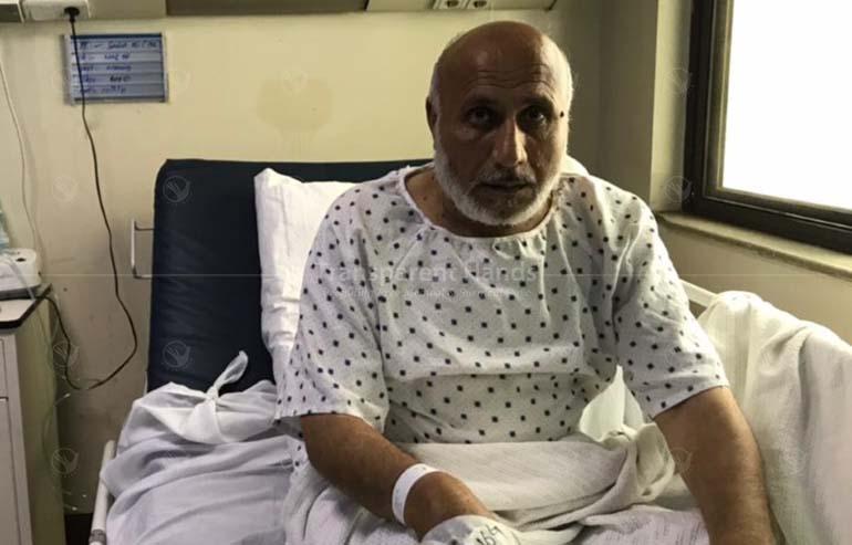 open heart surgery of Sardar Ali