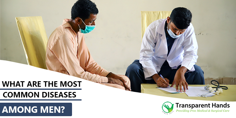 What Are The Most Common Men Diseases?