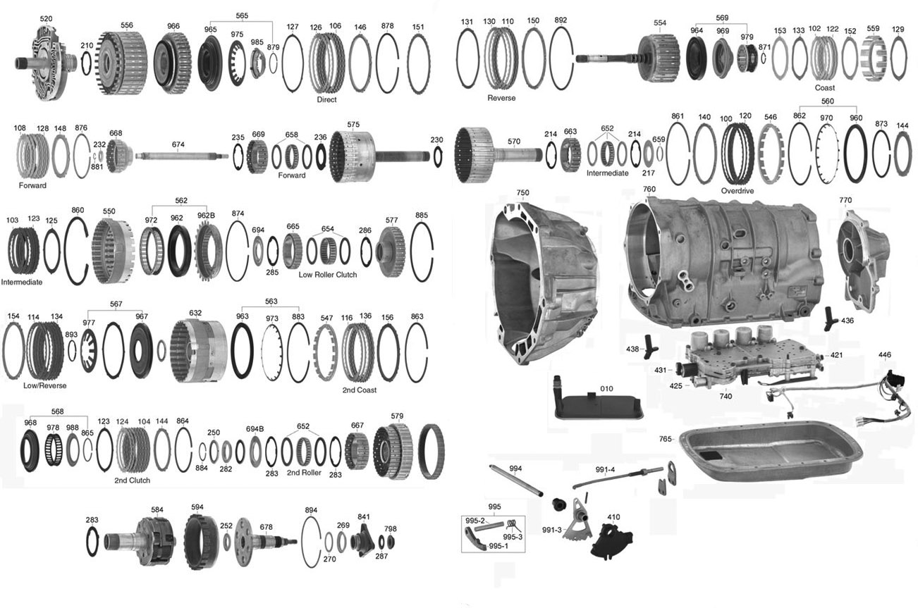 Pontiac Grand Prix Gtp Belt Diagram