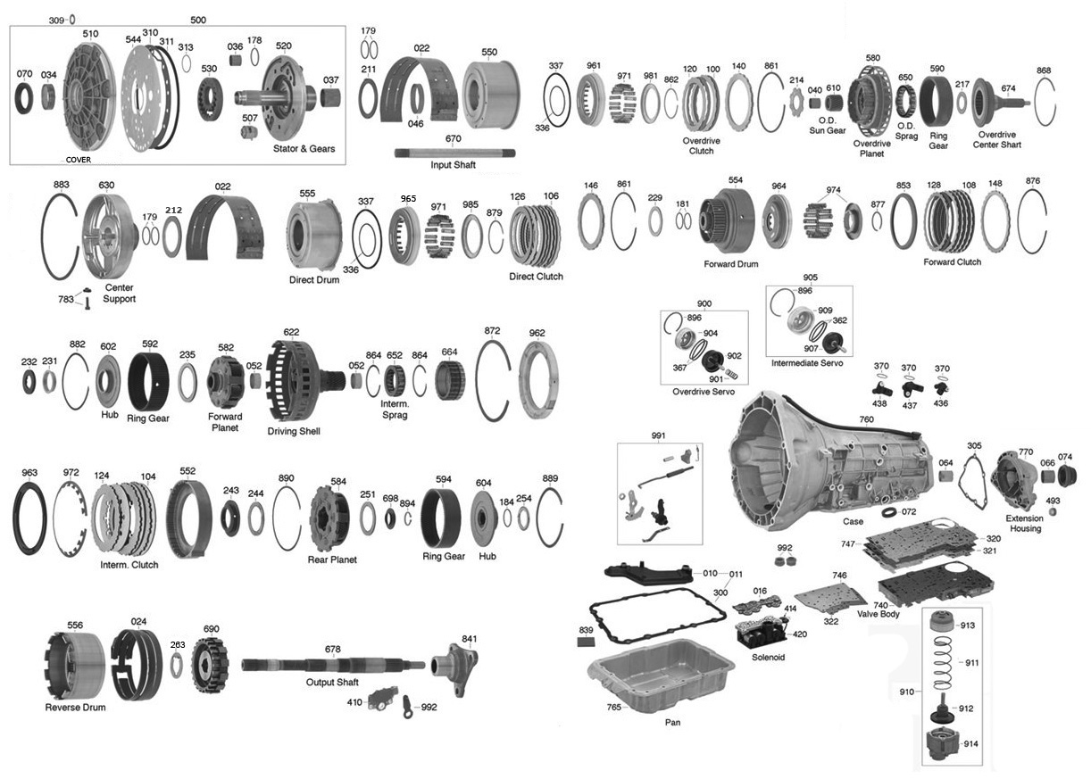Nv Transmission Schematic