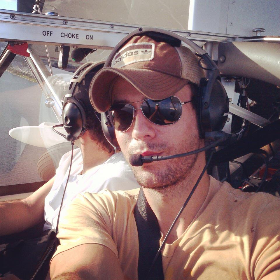 Enrique Iglesias_Pilot