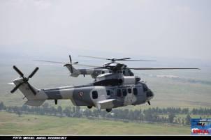 Helicóptero Cougar EC-725, Fuerza Aérea Mexicana