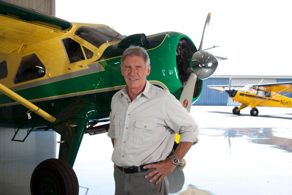 Harrison Ford_Pilot