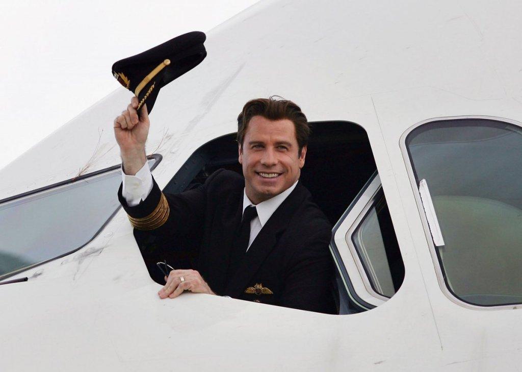 John Travolta_Pilot