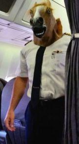 "A este piloto le gustan hacer muchos ""Caballitos""."