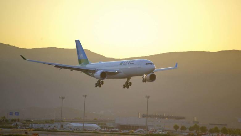 LEVEL es la aerolínea de largo alcance y bajo costo de IAG