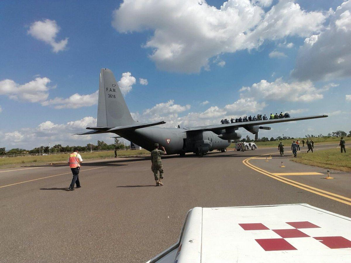 C 130 Hércules Fuerza Aerea Mexicana. - Página 22 HERCULES-C-130-3616