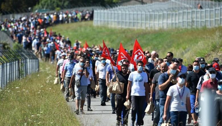 noticias de aviación; Personal de Airbus realizaron huelga en protesta por los despidos masivos no voluntarios que se avecinan