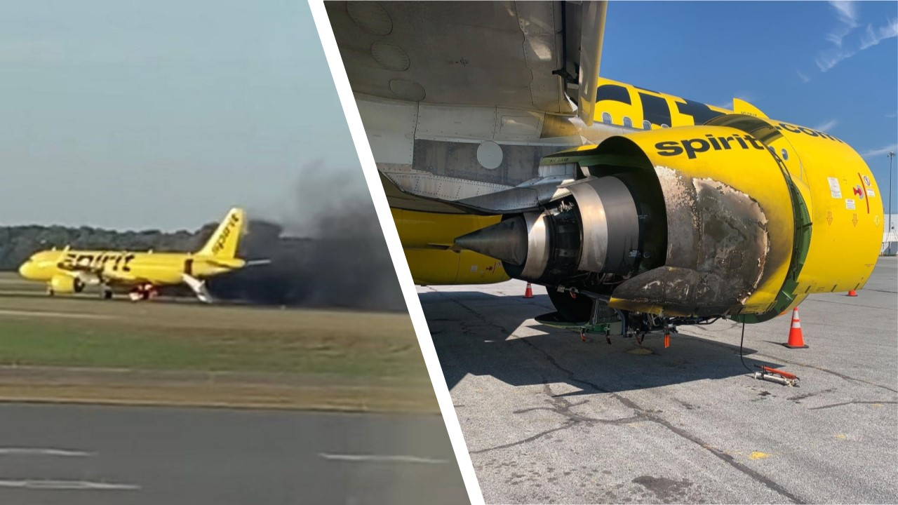 SPIRIT-AIRLINES-AIRBUS-A320-N922NK-FUEGO-MOTOR