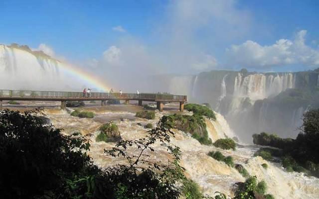 Cachoeiras em Foz do Iguaçu