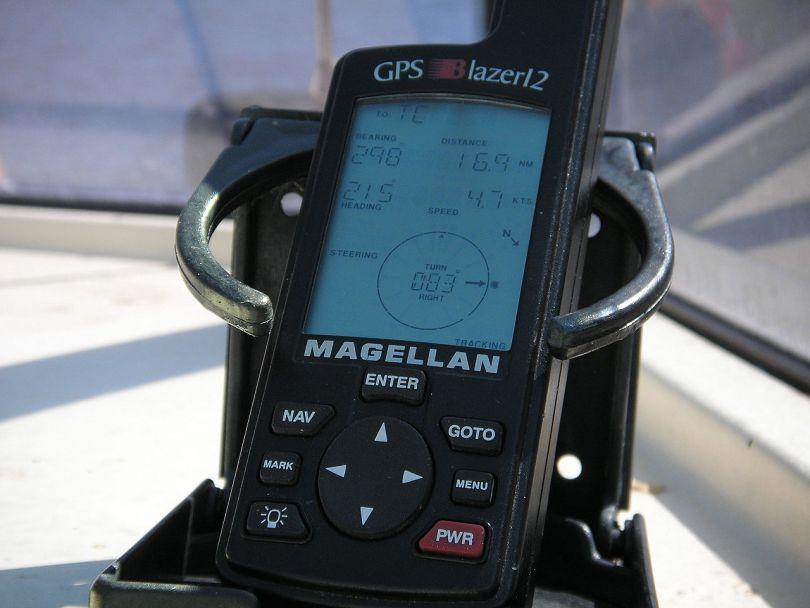 GPS Blazer Magellan