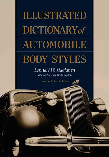 Illustrated Dictionary of Automobile Body Styles - transportbooks com