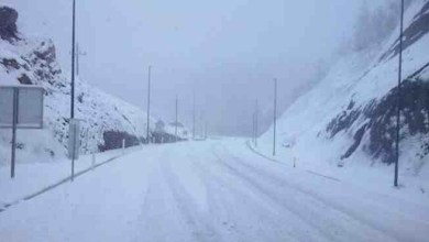 Photo of Capufe registra nevadas en autopista Mazatlán Durango