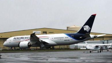 Photo of Siguen fallas técnicas en aviones de Aeroméxico en pleno vuelo