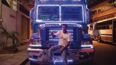 Photo of Los Chimecos, arte sobre ruedas en transporte urbano