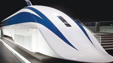 Photo of Maglev el tren ultra rápido que levita