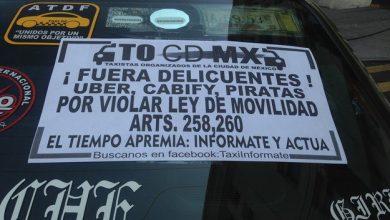 Photo of Hasta Canacar va en contra de Uber