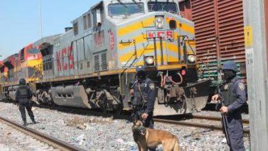 Photo of Policía Federal ya no vigilará trenes de carga