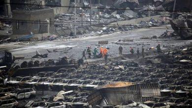 Photo of Catástrofe de Puerto de Tianjin pone en jaque a Toyota