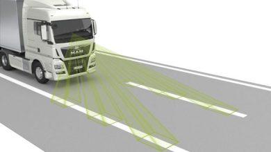 Photo of MAN innova en camiones con el sistema de asistencia de frenado de emergencia