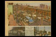 El 20 de octubre de 1975 ocurrió un choque entre dos trenes en la estación Viaducto, dejando un saldo de 31 muertos y 70 personas heridas. El archivo completo del culpable, quien fue el conductor, debería estar en el Archivo Histórico de la Ciudad de México, sin embargo sólo existe media cuartilla.