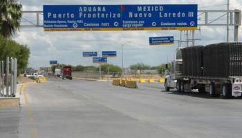Camiones vacíos podrán regresar por Anzalduas – Transporte mx