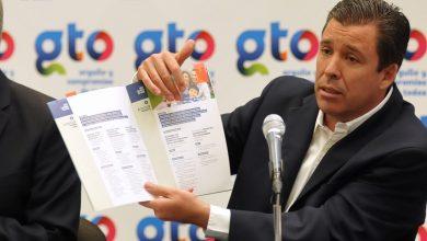 Photo of Gobernador de Guanajuato inventa nueva ley para trabar a Uber