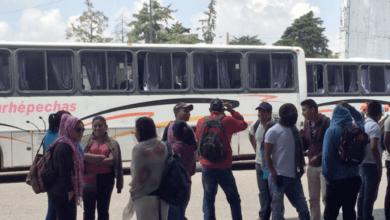 Photo of Falso que le prestemos los autobuses a los normalistas: Canapat