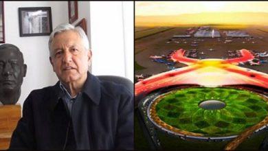 Photo of López Obrador tiene su propia idea para el nuevo aeropuerto