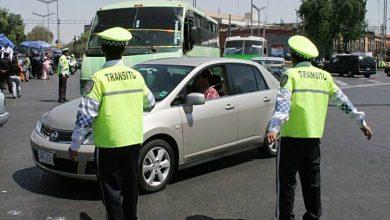Photo of Asi fue el primer dia del nuevo reglamento de tránsito del DF