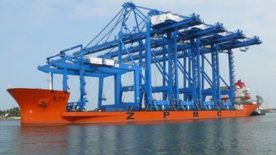 Photo of Cae transporte marítimo mundial
