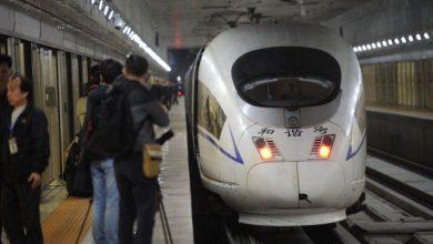 Photo of China estrena tren express entre Guangzhou y Hong Kong