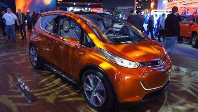 Photo of Chevrolet Bolt EV, el coche eléctrico de GM presentado en el CES 2016