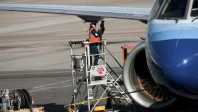 Photo of Aerolíneas y aeropuertos, los ganadores de la caída del petróleo
